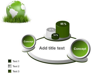 Growing World PowerPoint Template Slide 16