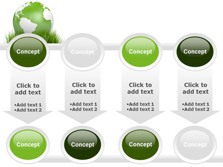 Growing World PowerPoint Template Slide 18