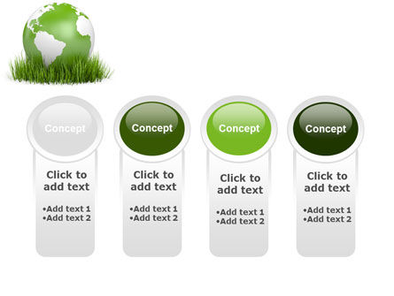 Growing World PowerPoint Template Slide 5