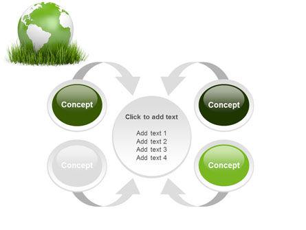 Growing World PowerPoint Template Slide 6