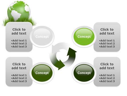Growing World PowerPoint Template Slide 9