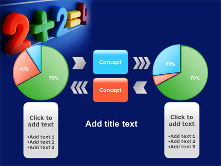 Two Plus Two PowerPoint Template Slide 11