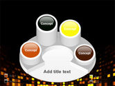 Mosaic Lights PowerPoint Template#12