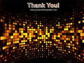 Mosaic Lights PowerPoint Template#20