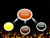 Mosaic Lights PowerPoint Template#4