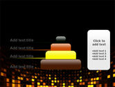 Mosaic Lights PowerPoint Template#8