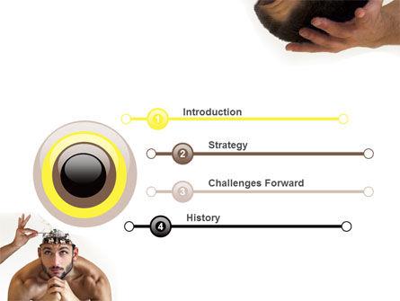 Mind Mending PowerPoint Template Slide 3