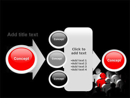 One of Many PowerPoint Template Slide 17
