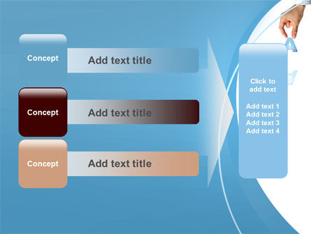 Creating an Idea PowerPoint Template Slide 12