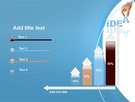 Creating an Idea PowerPoint Template Slide 8