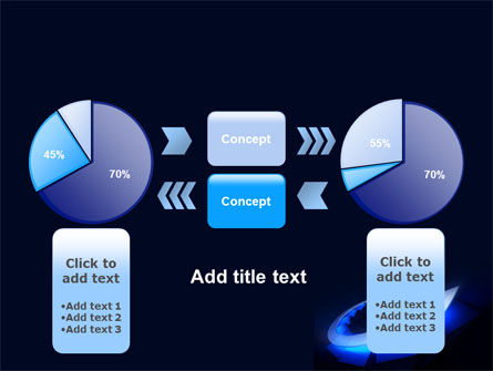 Rating Arrow PowerPoint Template Slide 11