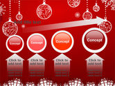 Red New Year Theme PowerPoint Template#13