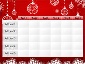 Red New Year Theme PowerPoint Template#15