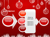 Red New Year Theme PowerPoint Template#17