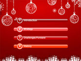 Red New Year Theme PowerPoint Template#3