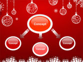 Red New Year Theme PowerPoint Template#4