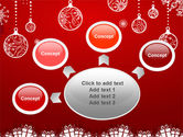 Red New Year Theme PowerPoint Template#7