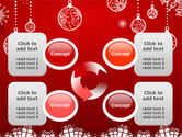 Red New Year Theme PowerPoint Template#9