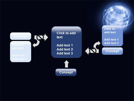 World Communication PowerPoint Template Slide 13