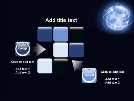 World Communication PowerPoint Template Slide 16