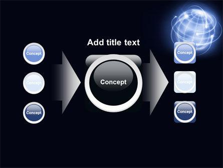 World Communication PowerPoint Template Slide 17