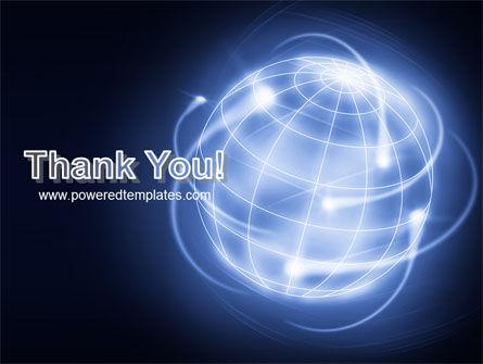World Communication PowerPoint Template Slide 20