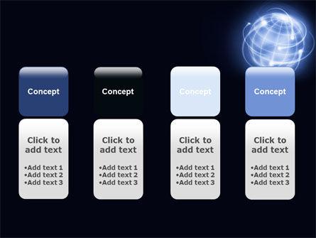 World Communication PowerPoint Template Slide 5