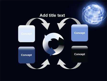 World Communication PowerPoint Template Slide 6
