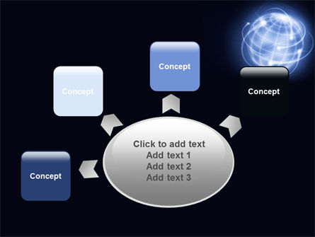 World Communication PowerPoint Template Slide 7