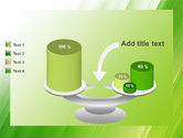 Clean Green Theme Free PowerPoint Template#10
