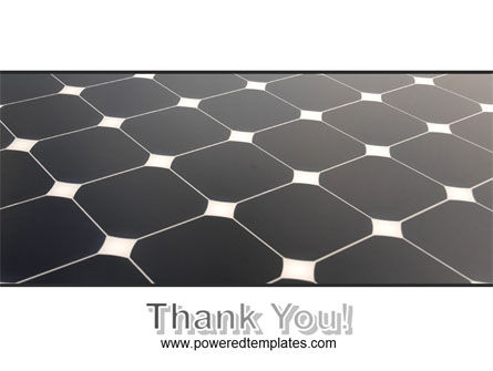 Solar Panel PowerPoint Template Slide 20