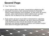 Solar Panel PowerPoint Template#2