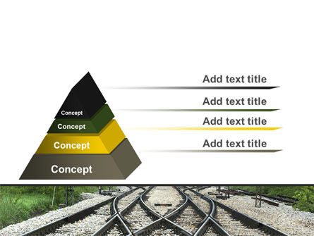 Railways PowerPoint Template Slide 4