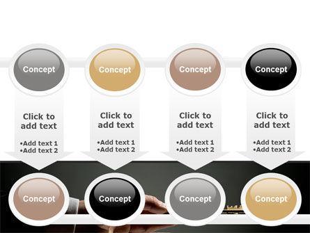 Choosing Key PowerPoint Template Slide 18