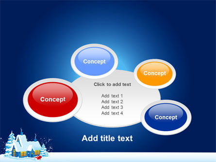 Winter Holidays PowerPoint Template Slide 16