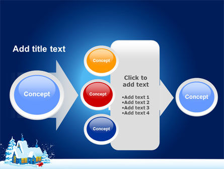 Winter Holidays PowerPoint Template Slide 17