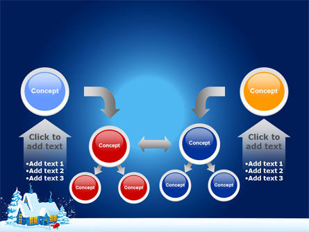 Winter Holidays PowerPoint Template Slide 19