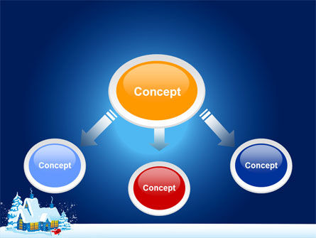 Winter Holidays PowerPoint Template Slide 4