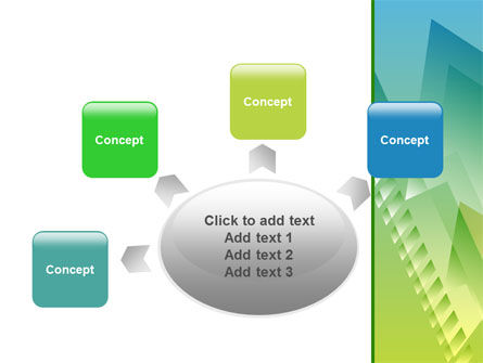 Dynamics Abstract PowerPoint Template Slide 7