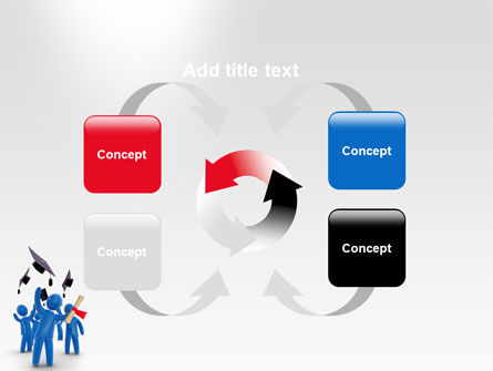 Graduation PowerPoint Template Slide 6