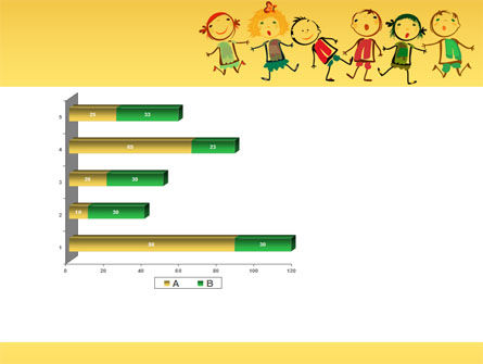 Funny Kids PowerPoint Template Slide 11