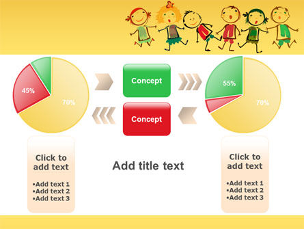 Funny Kids PowerPoint Template Slide 16