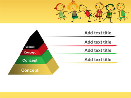 Funny Kids PowerPoint Template Slide 4