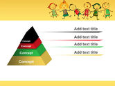 Funny Kids PowerPoint Template#4