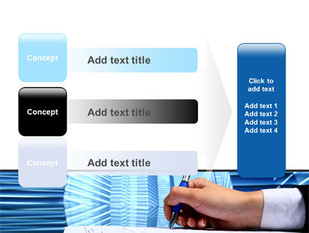 Signing Document Free PowerPoint Template Slide 12