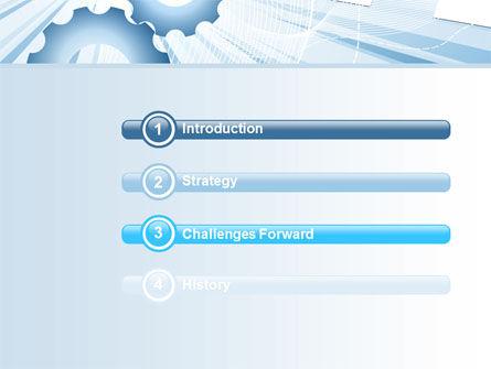 Industry Light PowerPoint Template, Slide 3, 07051, Utilities/Industrial — PoweredTemplate.com