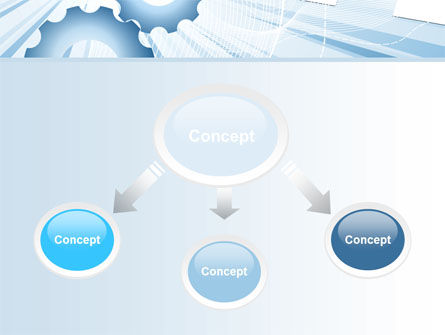 Industry Light PowerPoint Template, Slide 4, 07051, Utilities/Industrial — PoweredTemplate.com