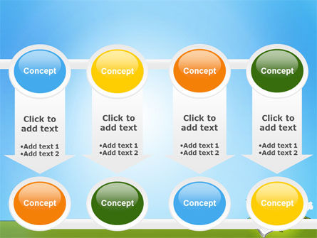 Carefree Child PowerPoint Template Slide 18