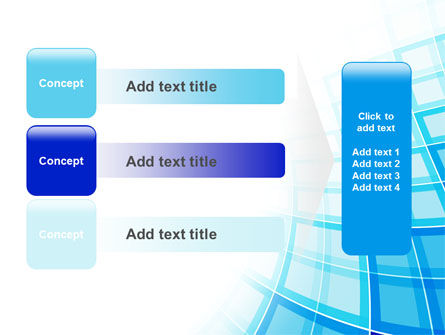 Blue Waffles PowerPoint Template Slide 12