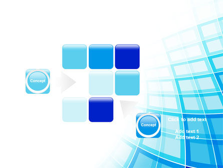 Blue Waffles PowerPoint Template Slide 16